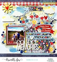 Collect Memories (and Berries)