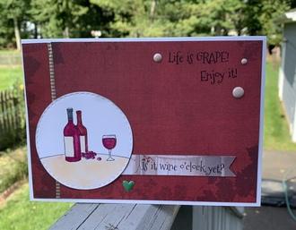 Life is Grape!