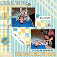 Charming & Rambunctous
