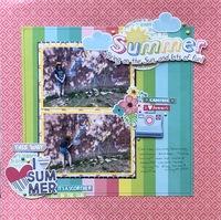 Summer/Book Lovers Challenge