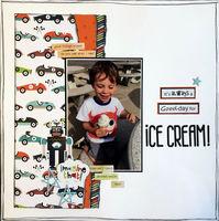 Ice Cream (Sept 2020 1-3-5-7 Challenge)