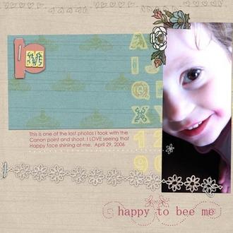 Happy To Bee Me