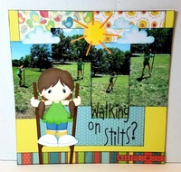 Walking on Stilts?