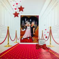 Minnie Mouse at Hollywood Studios, Disney World