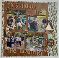 """A Sunday in the Country"""
