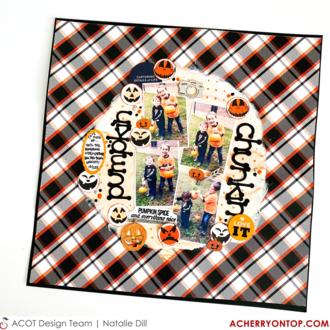 Pumpkin Chunkin - Freshen Up Vol 3