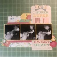 Super duper love you