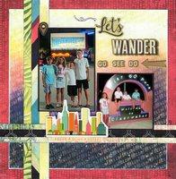 Let's Wander