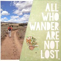 All Who Wander Are Not Lost