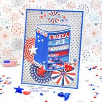 Shaker Americana Card