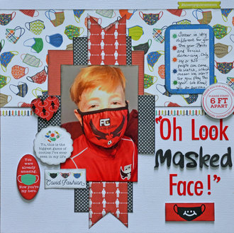 Oh Look Masked Face!