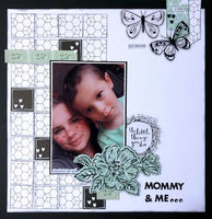 Mommy & Me... (Oct. 2020 Title Challenge)