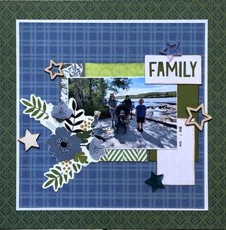 Family/ Becky Fleck #192