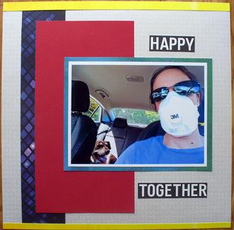 Happy car ride