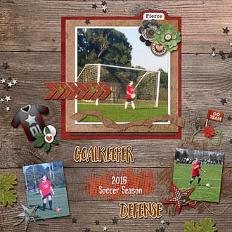 2016 Soccer Season