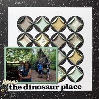 Dinosaur Place (Oct book)