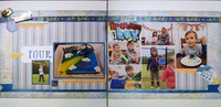 Four - Double Page