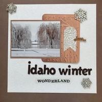 Idaho Winter Wonderland