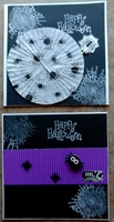 2020 Halloween cards 1 & 2