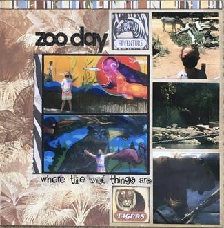 Zoo Day Adventure