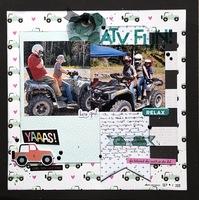 ATV Fun/ Oct Manufacturer