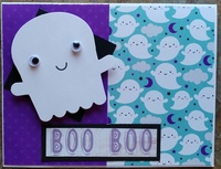 2020 Halloween Cards 3 thru 7