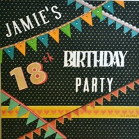 Jamie's 18th Birthday Party