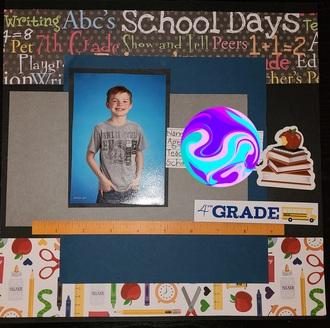 4th grader