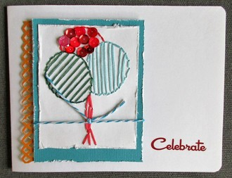 Celebrate (bday card)
