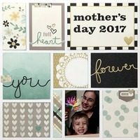 Mothers' Day (Oct Double Page)