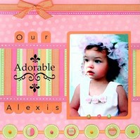 Our Adorable Alexis *Pressed Petals Reveal*