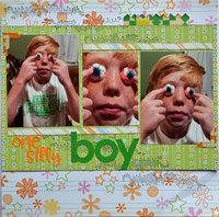 One Silly Boy