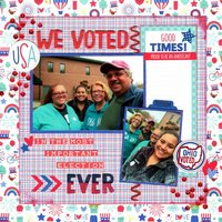 We Voted in the Most Important Election Ever!