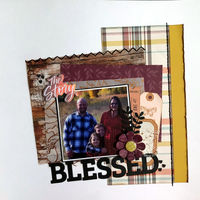Blessed (Nov 2020 Make the Cut Challenge)