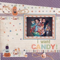 I want Candy!!