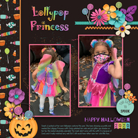 Lollypop Princess