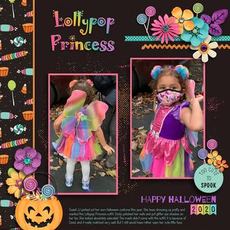 Lollypop Princess