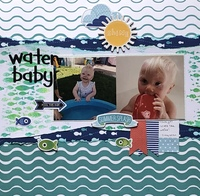 Water Baby/ Nov 3 in a Row