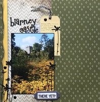 Blarney Castle/ Nov Book Lover's challenge