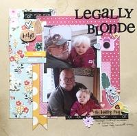 Legally Blonde/ NovMake the Cut