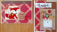 2020 Thanksgiving Cards 4 & 5