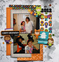 Happy Halloween Party 2012