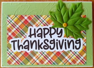 2020 Thanksgiving Cards 9 & 10