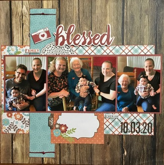 Blessed - 4 generations