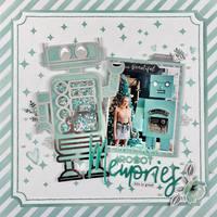 Tiffany Robot Memories