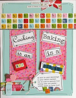 Cooking is an Art, Baking is a Science