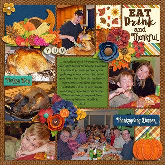 Thanksgiving - Turkey