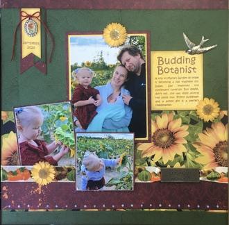 Budding Botanist