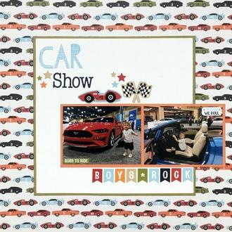 Car Show (Nov 1-3-5-7)