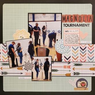Magnolia Tournament